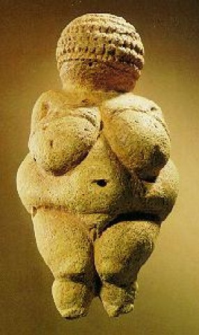 The Venus de Willendorf